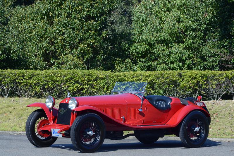アルファ ロメオ 6C 1750グランスポルト(走行披露車)