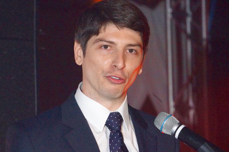 フェラーリ・ジャパン 代表取締役社長のリノ・デパオリ氏