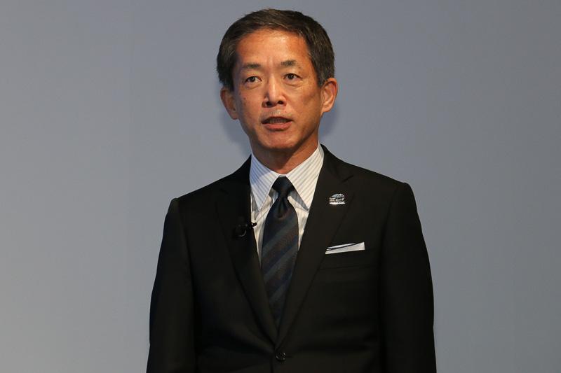 本田技研工業 専務執行役員 日本本部長 峯川尚氏