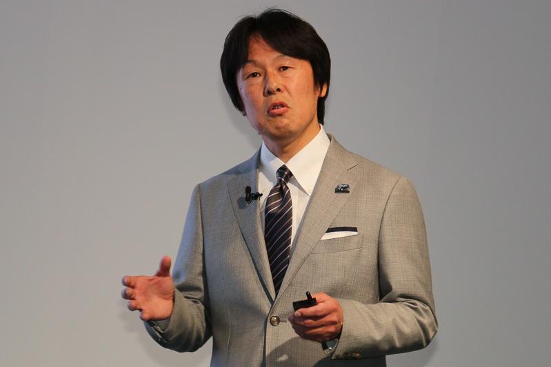 本田技術研究所 四輪R&Dセンター 開発責任者(LPL)磯貝尚弘氏