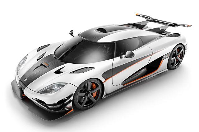 最大出力1メガワット(1000kW=1360PS)のスーパーカー「ケーニグセグ One:1」
