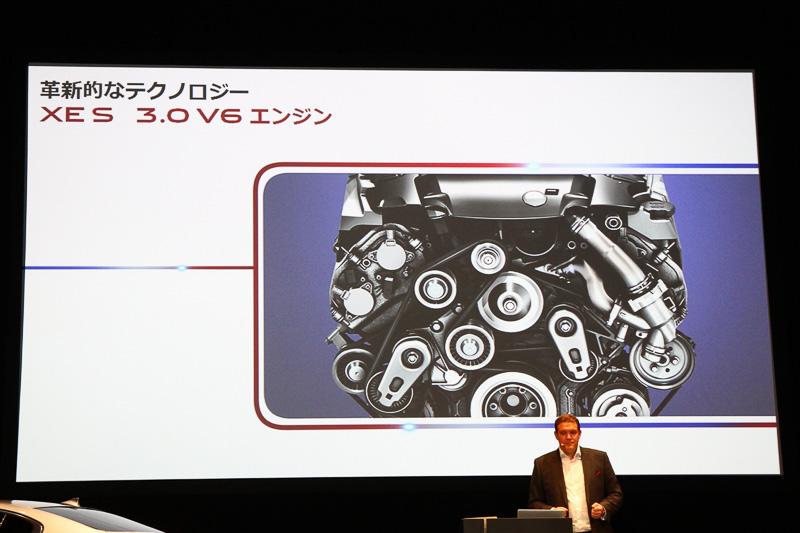エンジンは、V6スーパーチャージャー、4気筒ガソリン、ディーゼルをラインナップする