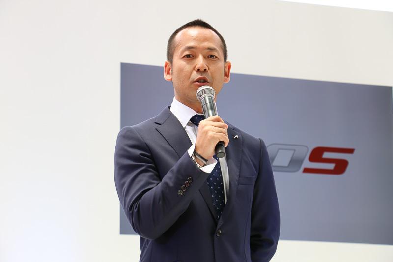 マクラーレン オートモーティブ アジア リージョナル オペレーション マネージャー ジャパン 名取雅裕氏は、ニューヨーク国際オートショー、そして上海モーターショーでのワールドプレミア後、両モデルに予約注文をはじめ多くの問い合わせがあったことを紹介