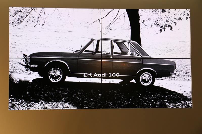1968年にアウディのフラグシップモデルとして登場した「アウディ 100」からA6シリーズの歴史が始まっており、アウディでもっとも長く続いているシリーズとなっている