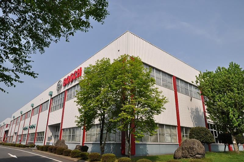 ボッシュ 栃木工場は、全世界にあるボッシュの工場のうちABS、ESP、そして吸気圧センサーの生産拠点となっている。ABSに関しては最終工程を担当している重要な拠点