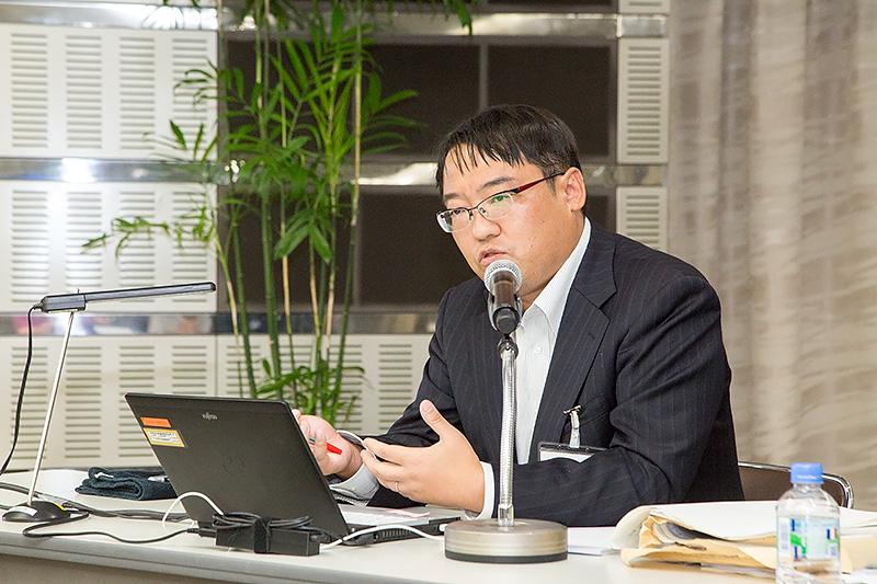 トヨタ自動車 エンジン開発推進部 濱村芳彦氏