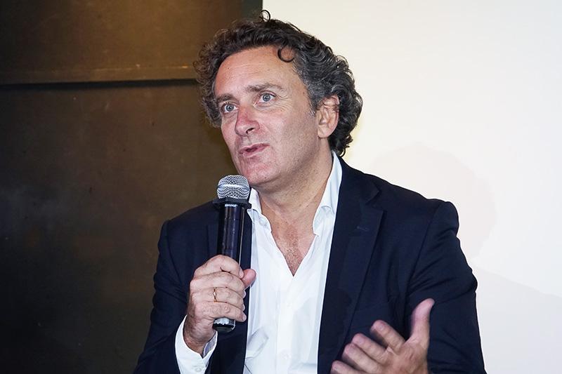 フォーミュラ Eホールディングス CEO アレハンドロ・アガク氏