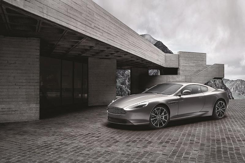 全世界150台限定の「DB9 GTボンド・エディション」