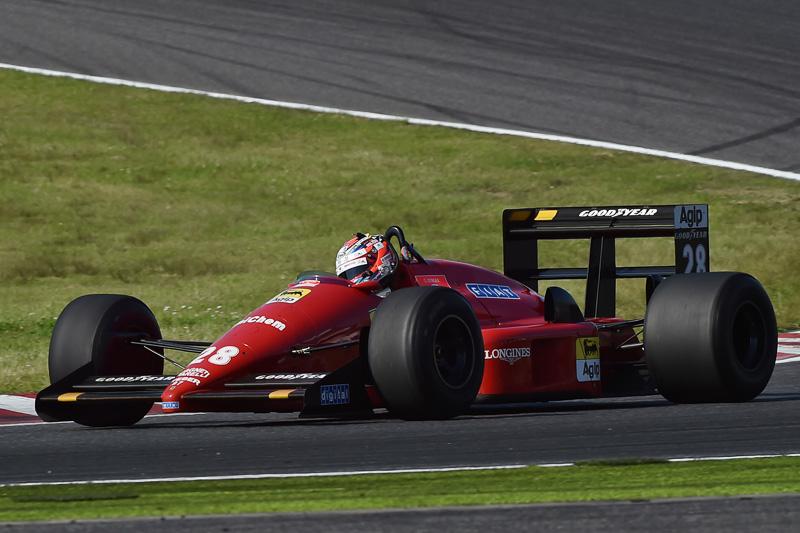 フェラーリF187(1987年)
