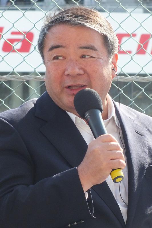 浜島裕英氏