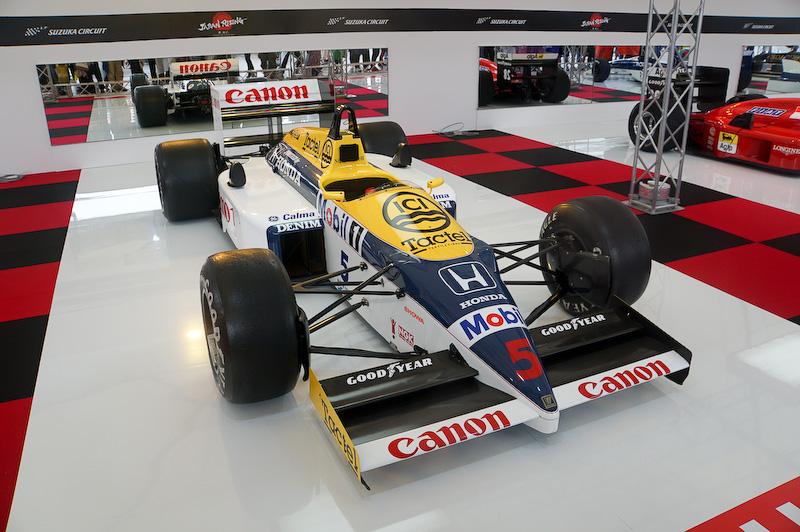 ウィリアムズFW11・ホンダ