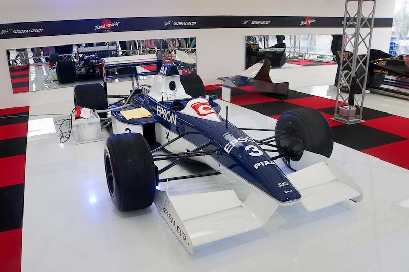 ティレル019・フォード
