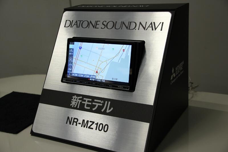 通常モデルとなる「NR-MZ100」