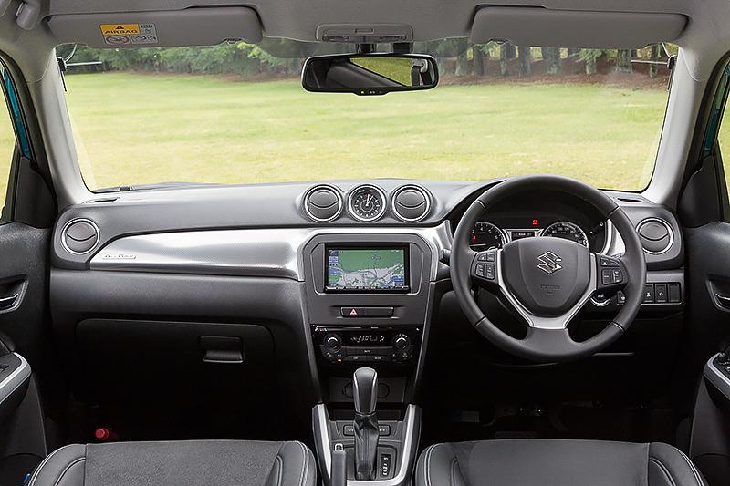 インテリアは「SUVとしての力強さと高品質設計」がデザインテーマ