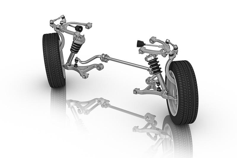 ステアリングの切れ角はなんと75°。狭い駐車場や都市部の細い路地などで高い機動性を発揮する