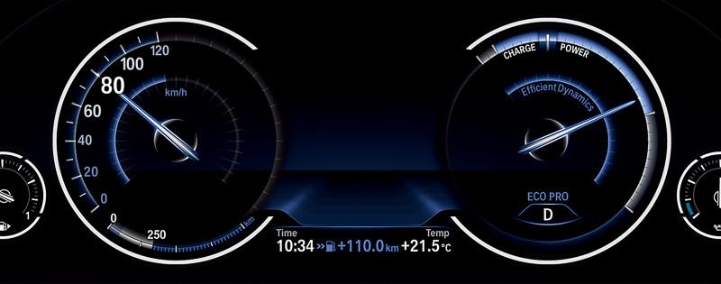 マルチ・ディスプレイ・メーター・パネル(ブレーキ・エネルギー回生システム・インジケータ付)