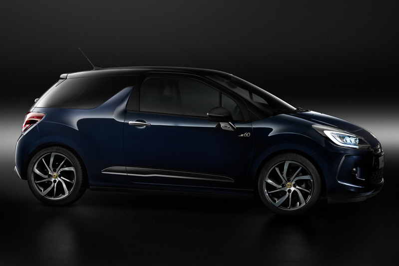 DS 3 EDITION 1955