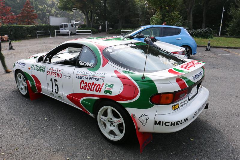 トヨタ「セリカ GT-Four」