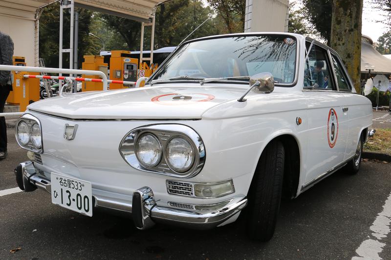 1965年式の日野「コンテッサ 1300 クーペ」