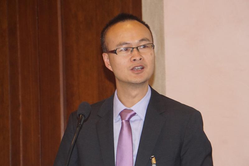中国 清華大学 環境学院 イー・ウー教授