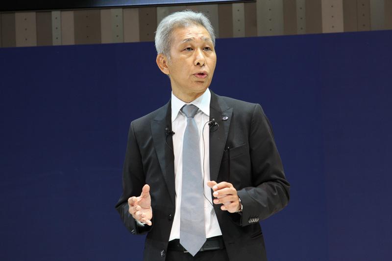 日産自動車 グローバルデザイン本部 エグゼクティブデザインダイレクター 長野宏司氏