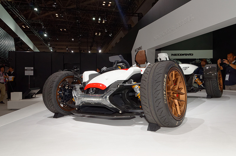 「Honda Project 2&4 powered by RC213V」