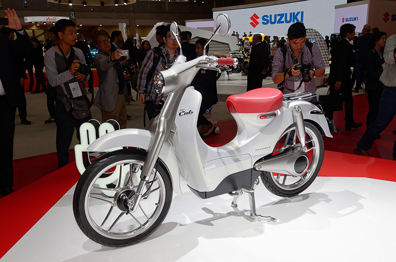 「EV-Cub Concept」