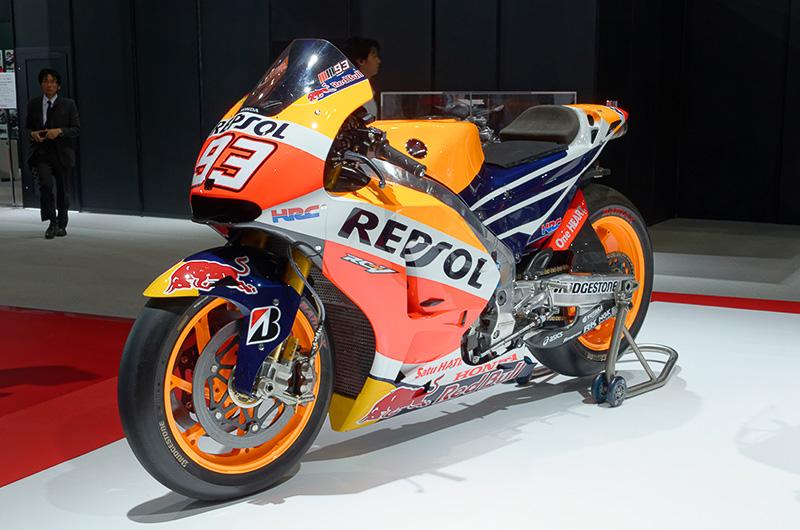 MotoGPマシン RC213V
