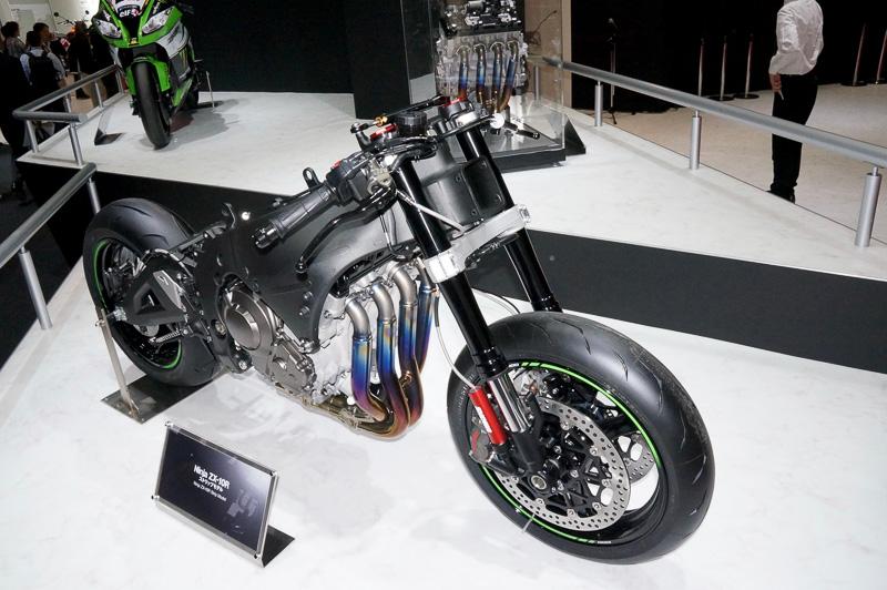 Ninja ZX-10R(レース仕様)