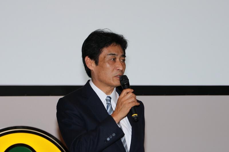 エルシーアイ 代表取締役社長 高橋一穂氏