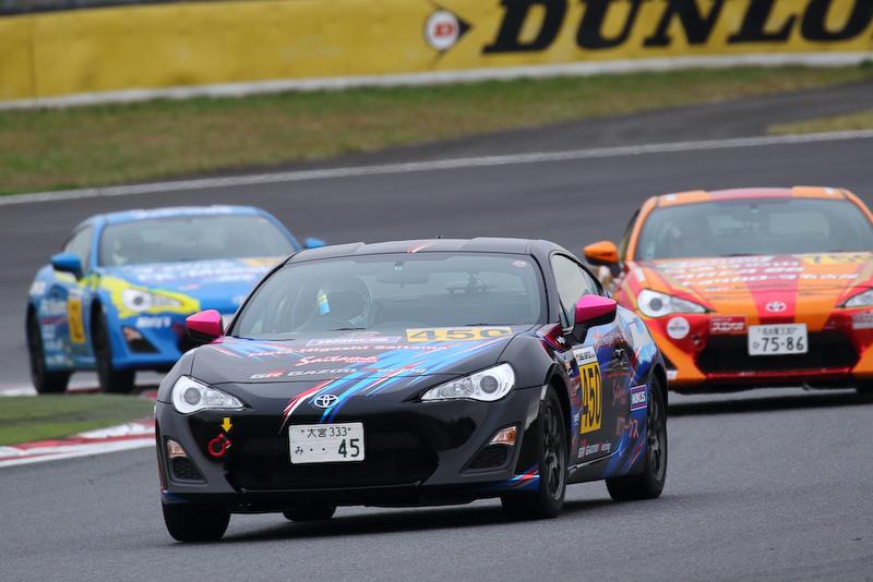 プロクラス、クラブマンクラス混走の特別戦「GR 86/BRZ Race Round TGRF」