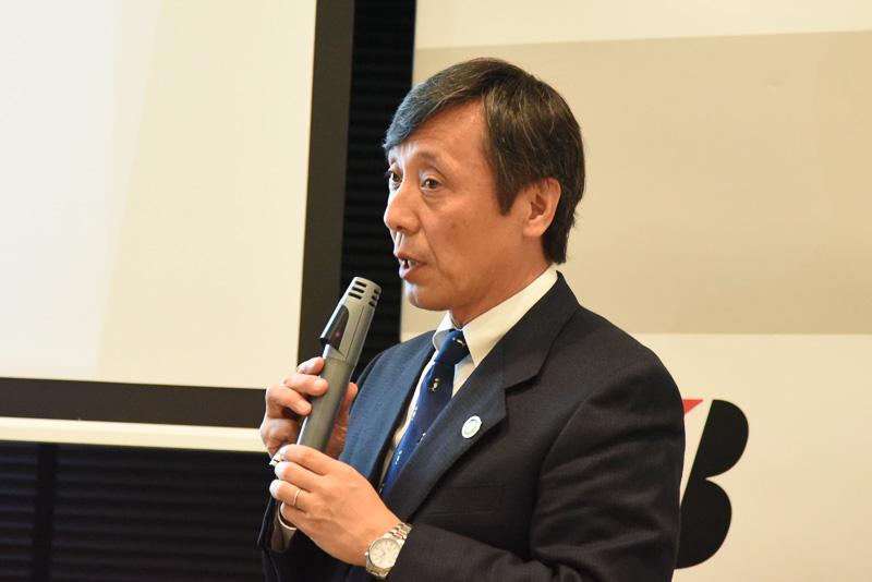 東京農工大学 大学院 教授 農学博士 有江力氏