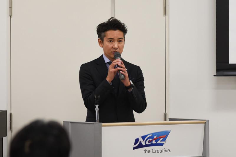 ネッツトヨタ富山株式会社 代表取締役社長 笹山泰治氏