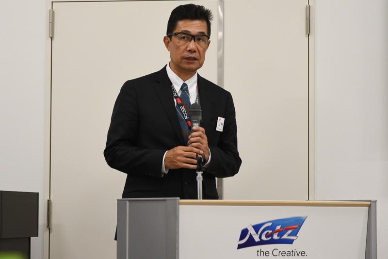 スリーエムジャパン株式会社 オート・アフターマーケット製品事業部 技術部 部長 大関真弘氏