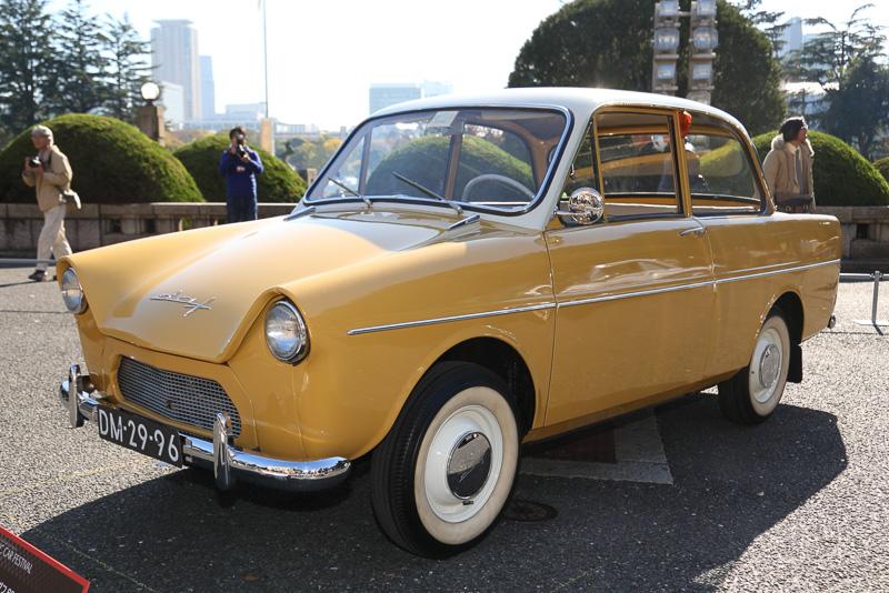 DAF 600(1959年 オランダ)