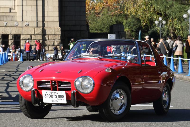 トヨタ スポーツ800(1965年 日本)