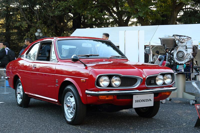 ホンダ1300 クーペ9(1970年 日本)
