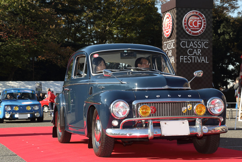 53年間ワンファミリーカーとして使われているボルボPV544(1959年 スウェーデン)