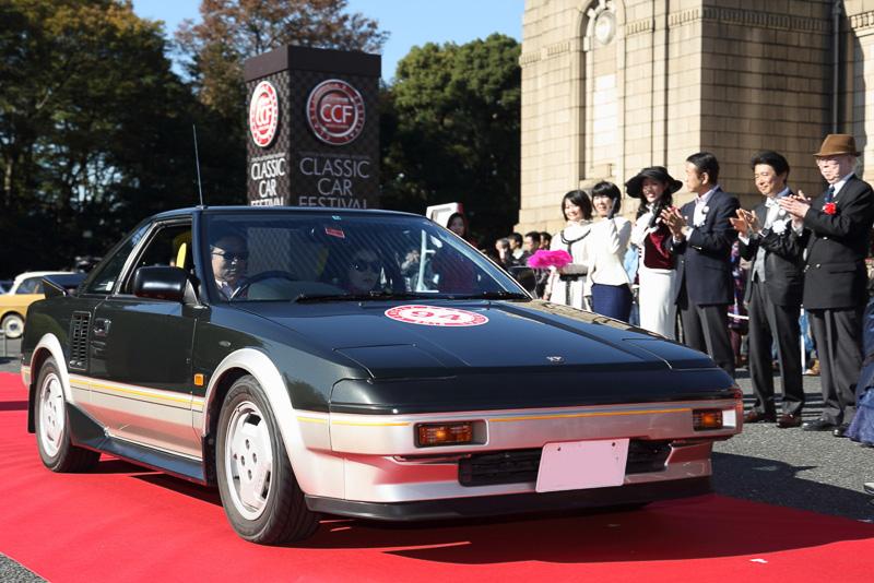 トヨタMR2(1984年 日本)
