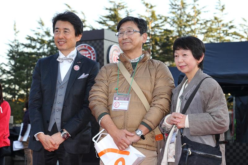 特別賞 ルーキー賞 ホンダ シティ カブリオレ(1985年 日本)オーナー  大嶋雄司氏 82