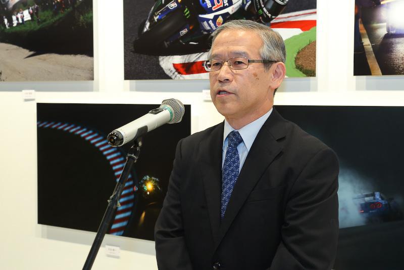 株式会社アクシス 代表取締役社長 朝香信雄氏