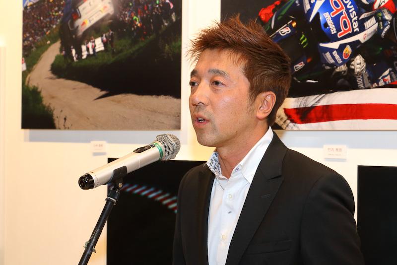 大賞を受賞したチーム インパルの金子哲也氏