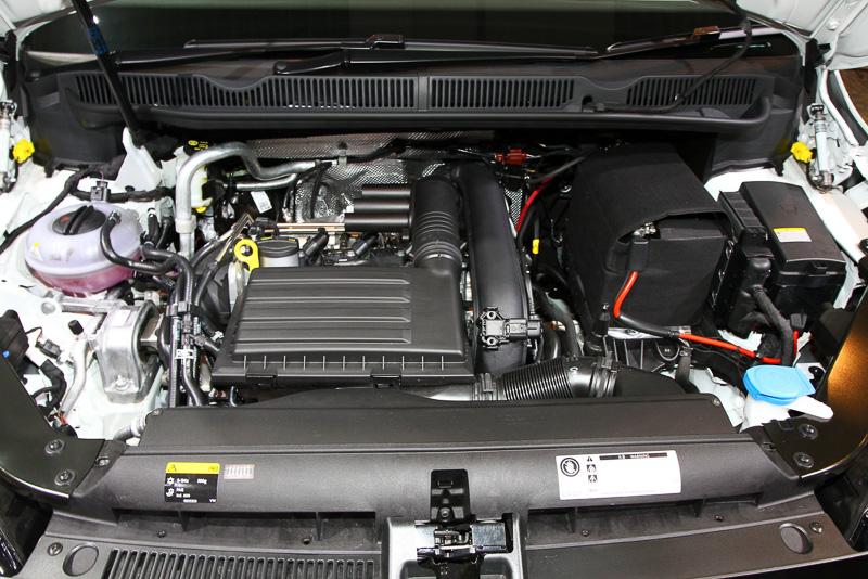 エンジンは1.4リッター TSIのみの設定となる