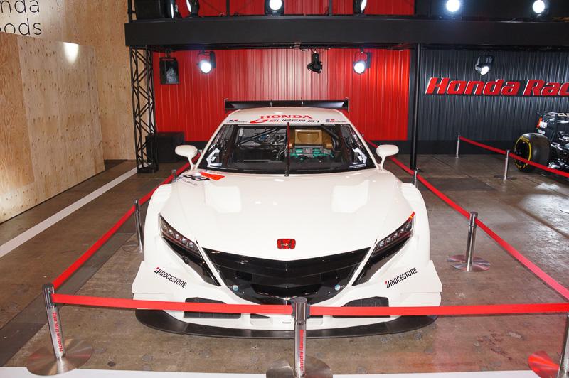 SUPER GTシリーズ GT500クラス参戦車「NSX CONCEPT-GT」