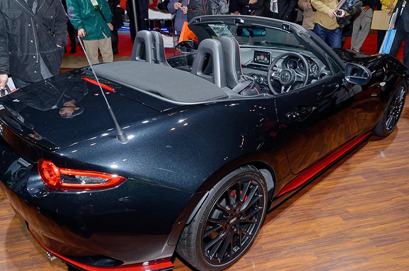 「ロードスター RS Racing Concept」