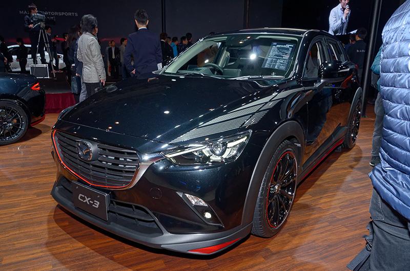「CX-3 Racing Concept」