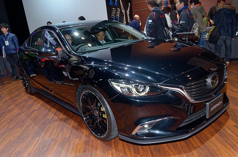 「アテンザ Racing Concept」