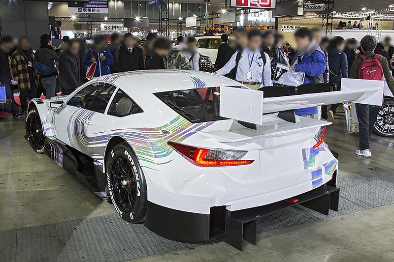 RC F GT500
