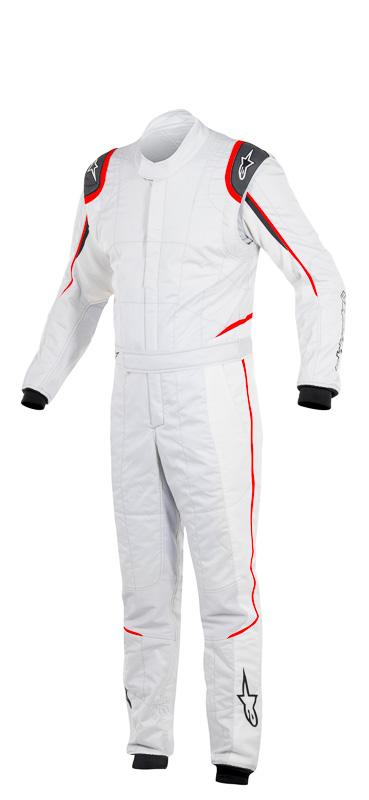 アルパインスターズのレーシングスーツ「GP TECH SUIT」。19万9900円(税別)