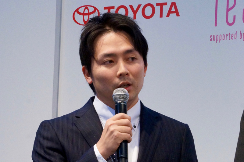 トヨタ自動車株式会社 国内部品用品部 鈴木彰宏氏